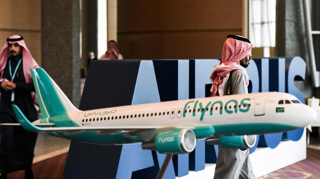 Women are not legally barred from working in Saudi Arabia's aviation sector, but until now they have never served as co-pilots and jobs as flight attendants have largely been held by female foreign workers