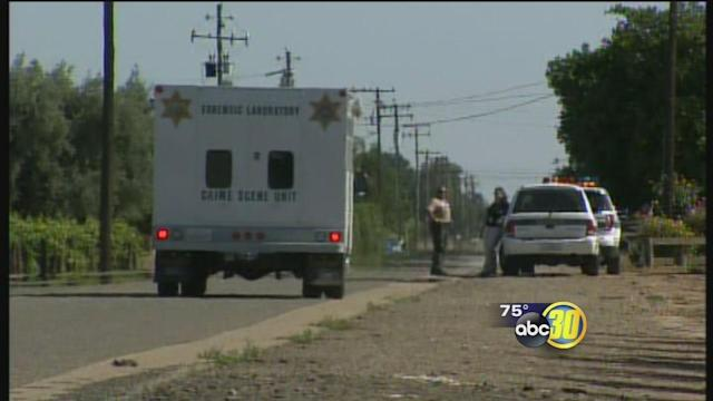 Homicide investigation underway after Fresno County crash