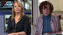 Lea Thompson on Middle-Aged 'Back to the Future' Makeup: 'No One's That Scared Seeing Me Now'