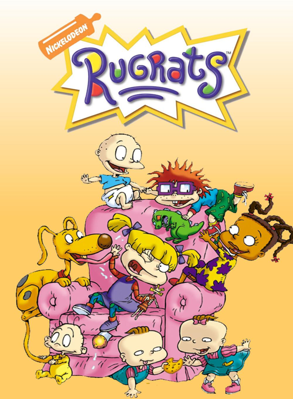 Rugrats Returning With New Tv Series