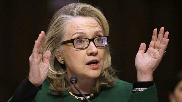 Did Hillary Clinton mislead Congress about Benghazi?
