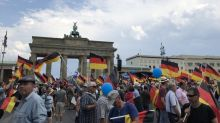 Alternative for Germany Supporters Rally in Berlin