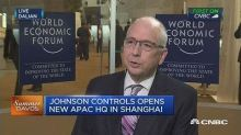 Johnson Controls CEO expects double digit growth in China business despite slowdown worries