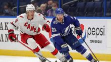 Hurricanes defenseman Brady Skjei in concussion protocol. How long will he be out?