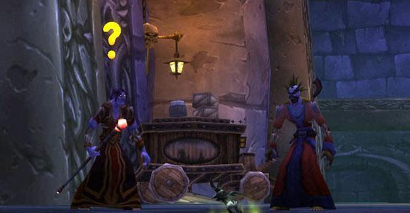 Blood Pact: Stones, armor and artistry