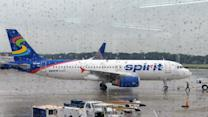 Spirit Airlines passenger leaves message for wife after explosion