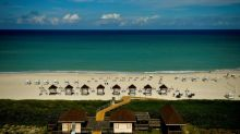 Varadero, playa estrella de Cuba, busca ser refugio frente a la Covid