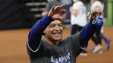 Giants boss Farhan Zaidi on Dodgers' World Series title: Still 'gunning for them'