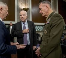 McCain says he is on the rocks with Mattis and McMaster