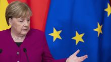 Angela Merkel says Brexit is a 'wake-up call' for the EU