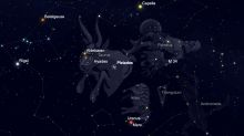 How to spot the Pleiades, Hyades and other star clusters in the winter night sky