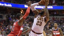 LeBron James pours in 57 as Cavs beat Wizards