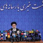 Iran's Raisi backs nuclear talks, rules out meeting Biden