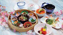 春日櫻花料理——滋味登場