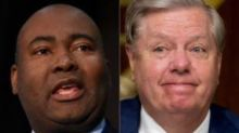 Lindsey Graham's Campaign For Rival's Tax Returns Ends In Humiliation