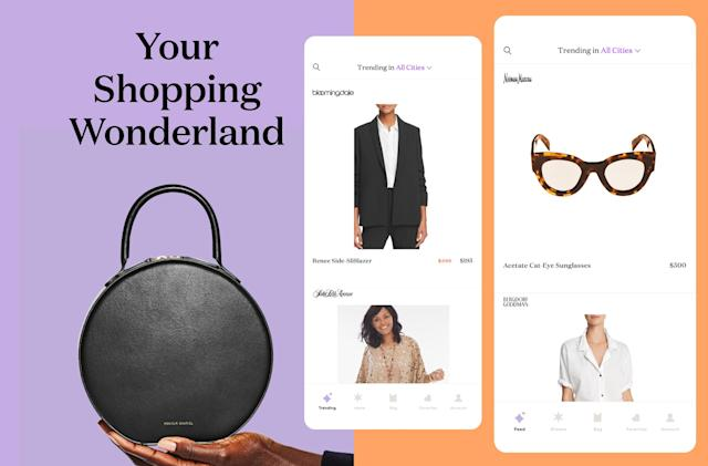 District app helps you shop thousands of fashion brands