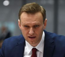 Navalny shows early stages of recovery from poisoning