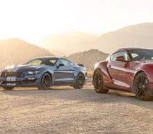2020 Toyota GR Supra vs. 2019 Ford Mustang Shelby GT350: Which Is the Better Driver's Machine?