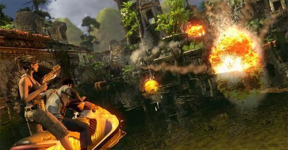 Naughty Dog invents the missing Uncharted chapter at PAX East
