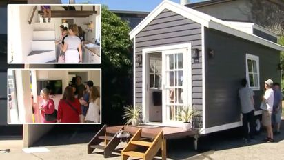 Melbourne 'tiny house' sells for less than $60k