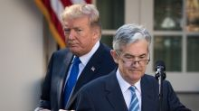 Trump rips Fed rate hikes, but investors expect Powell to stay the course