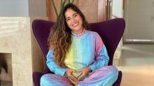 """Camilla Camargo anuncia que vai ser mãe pela segunda vez: """"Amor e gratidão"""""""
