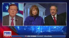 Lou Dobbs Stands By as Joe diGenova Trashes His Colleague Chris Wallace