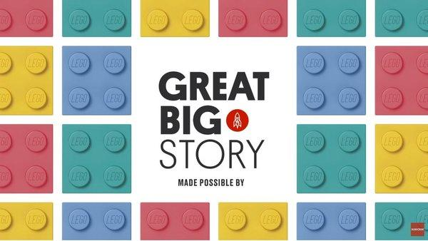 The LEGO Group partners with Great Big Story to inspire young girls and their parents to dream big