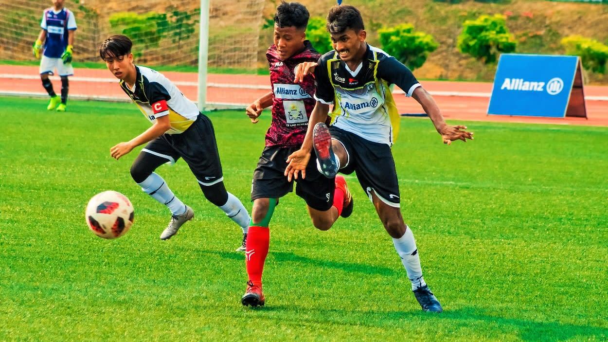 Early Goals Help CIMB YFA Win AJFC Malaysia League Central