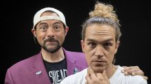 Jay And Silent Bob stars receive one of Hollywood's oldest honours