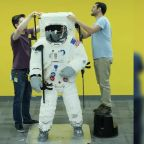 Lego Celebrates 50th Anniversary of Apollo 11 Launch With Life-Sized Astronaut