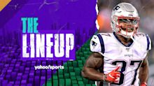 New England RB Damien Harris has sneaky fantasy upside | The Lineup