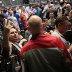 Bitcoin futures market send bitcoin up $1,100