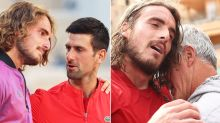 Heartbreaking tragedy behind Stefanos Tsitsipas' French Open anguish