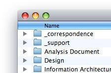 Mac 101: Finder filename sorting