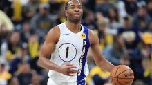 Fans react to Pacers' T.J. Warren engaging superhero mode in NBA bubble