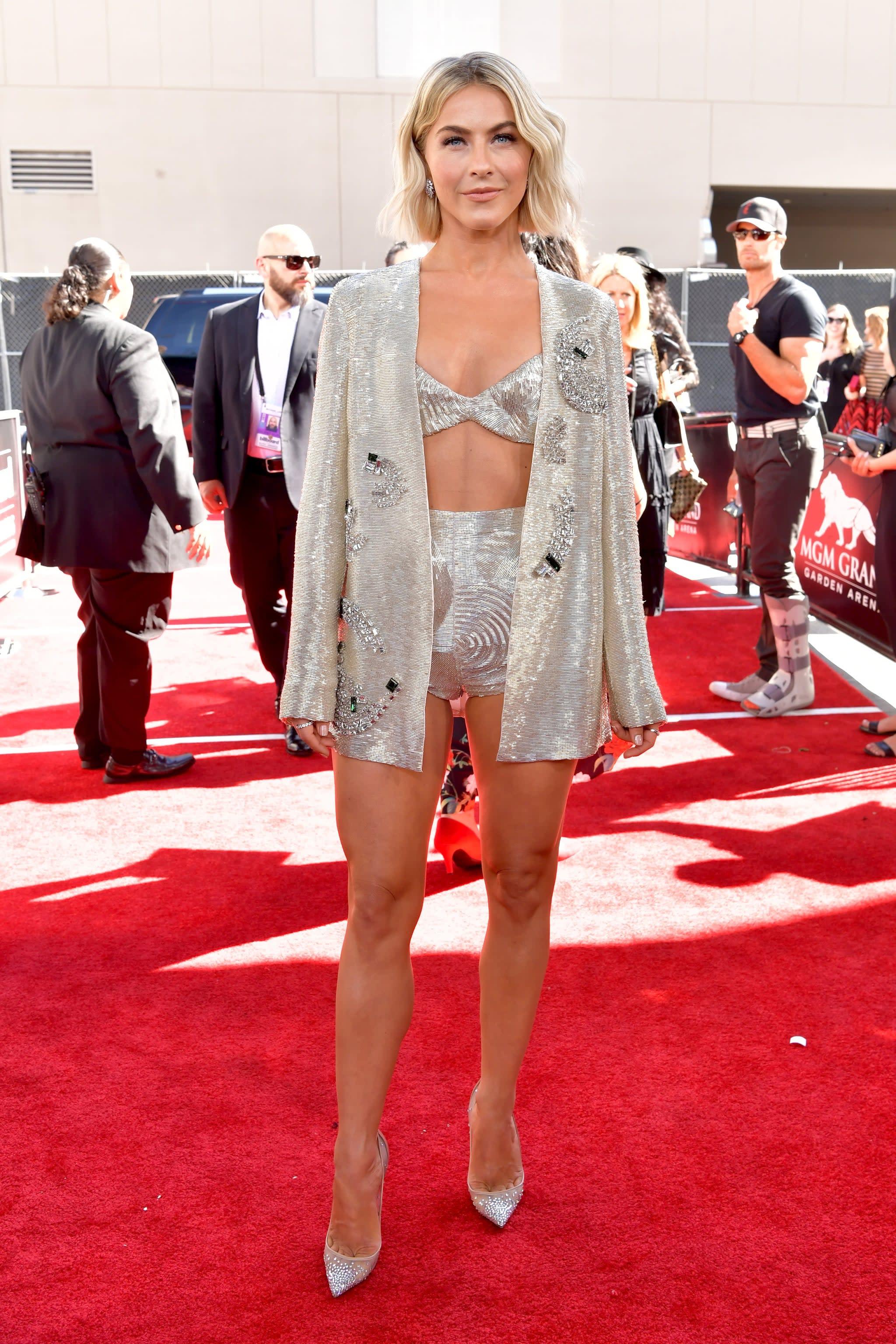 64615003 It Must Be Bikini Season - Julianne Hough Just Wore Hers on the Red Carpet