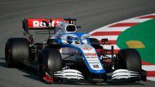 F1 team Williams furlough staff as drivers take pay cut