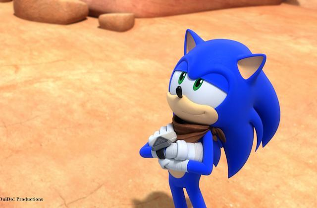 'Deadpool' director hired for 'Sonic the Hedgehog' movie