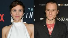 Maggie Gyllenhaal Says Heath Ledger Was 'On a Whole Other Level' on 'The Dark Knight' Set