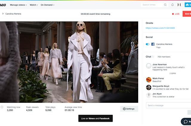 Vimeo wants to power Facebook, Twitch and YouTube livestreams