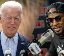 Biden looks to engage Black men on issues — and rapper Jeezy approves
