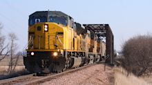 Union Pacific CEO: we see a trade impact— it's something that needs to be fixed
