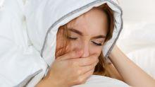 ¿Te despiertas por la tos?
