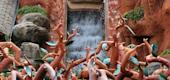 Splash Mountain in Orlando's Disney World. (Getty Images)