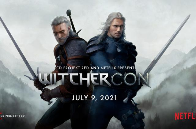 Netflix and CD Projekt Red are hosting a 'The Witcher' convention on July 9th