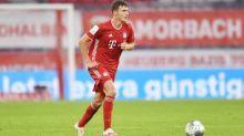 Foot - ALL - Bayern - Allemagne: Benjamin Pavard (Bayern Munich) se blesse à l'entraînement