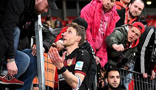 """Bundesliga: """"Scheiß Kölner"""": Kießling wollte """"keinen beleidigen"""""""