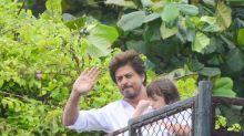 Inside photos: Salman and Shah Rukh celebrating Eid