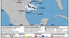 Teddy llega a categoría 4 y Veintidós será tormenta en el Golfo de México